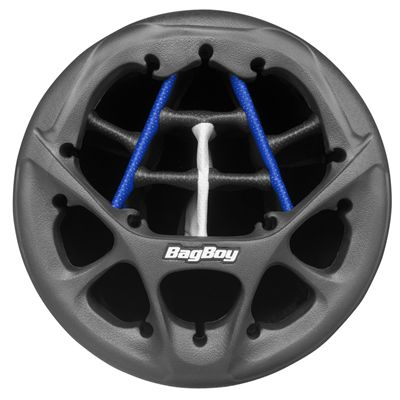 BagBoy Revolver FX Golf Cart Bag - Above