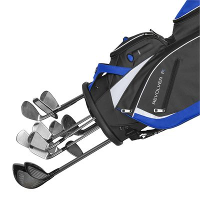 BagBoy Revolver FX Golf Cart Bag - Presentation3