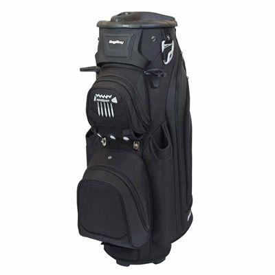 BagBoy Revolver LTD Cart Bag - Black