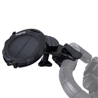 BagBoy Solar Charger - In Use 1
