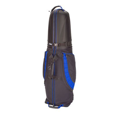 BagBoy T-10 Hard Top Golf Travel Cover-Black And Blue