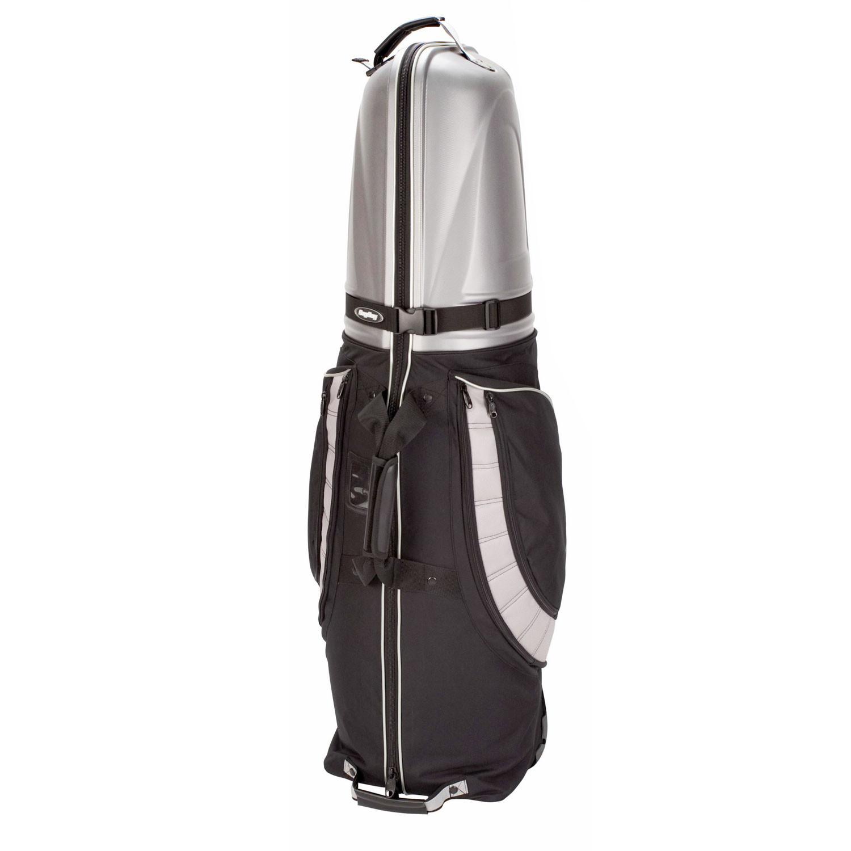 BagBoy T-10 Hard Top Golf Travel Cover – Black/Grey