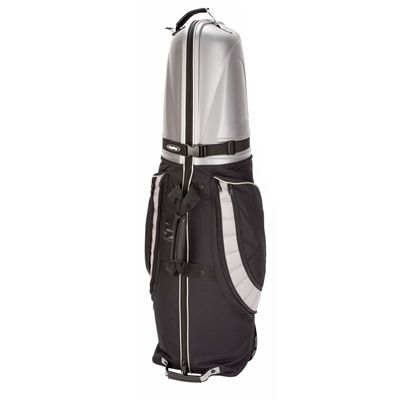 BagBoy T-10 Hard Top Golf Travel Cover-Black And Grey