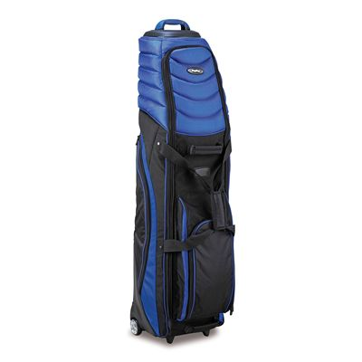 BagBoy T-2000 Pivot Grip Golf Travel Cover-Blue And Black