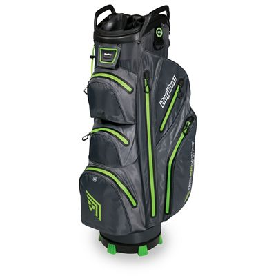 BagBoy TechnoWater C-302 Golf Cart Bag - Charocal