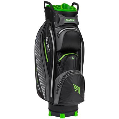 BagBoy Technowater Flow Golf Cart Bag - Angled