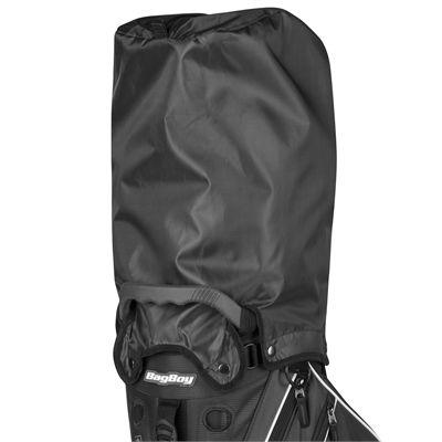 BagBoy Technowater Trekker Dri Golf Stand Bag - Black - Black