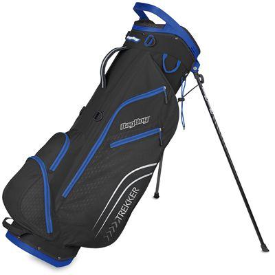 BagBoy Trekker Ultra Lite Golf Stand Bag SS19 - Black