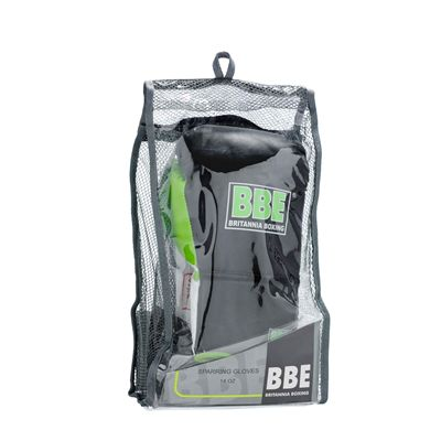 BBE 14oz Sparring Gloves - Adult - Package