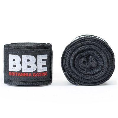 BBE Club 4m Hand Wraps - Alternative View
