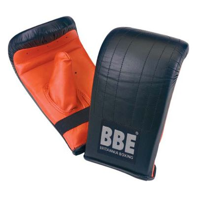 BBE Club 7oz Leather Premium Bag Mitts
