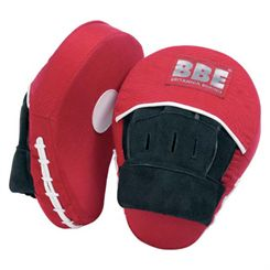 BBE Club Curved Canvas Hook and Jab Pads