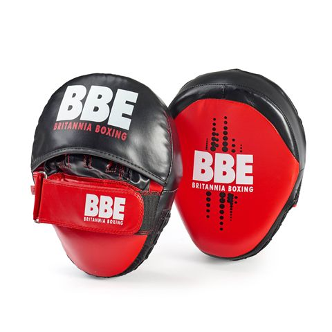 BBE Club FX Curved Hook and Jab Pads