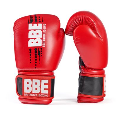 BBE Club FX Sparring Gloves - Side
