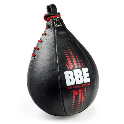 BBE Club Leather 9 Inch Speed Ball