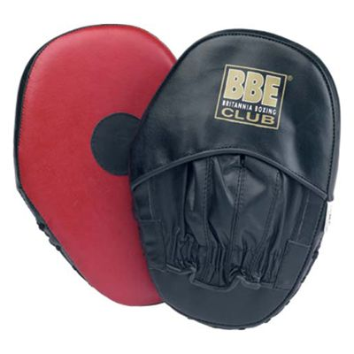 BBE Club Leather Hook And Jab Pads