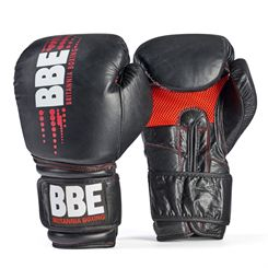 BBE Club Leather Sparring Gloves