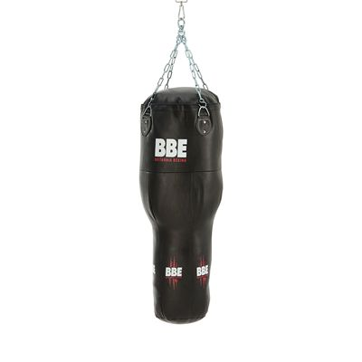 BBE Club NT 110cm Uppercut Punch Bag with Chains and Swivel - Side