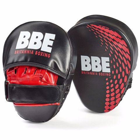BBE FS Curved Hook and Jab Pads
