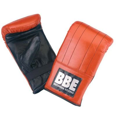 BBE Leather Bag Mitts