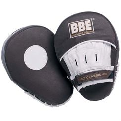 BBE Pro Leather Heavy Duty Hook and Jab Pads