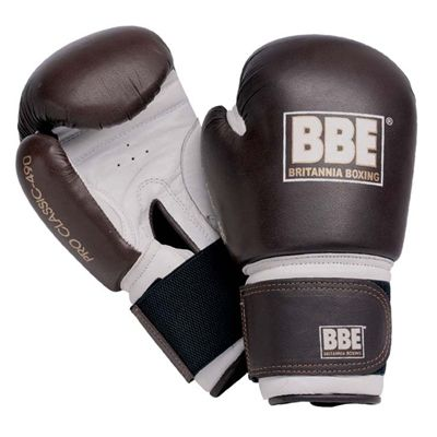 BBE Pro Leather Sparring Gloves