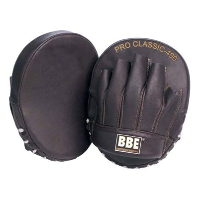 BBE Pro Leather Speed Hook and Jab Pads