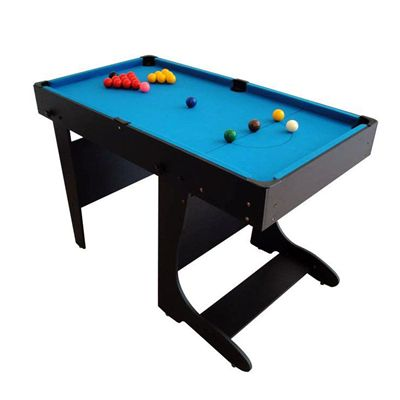 BCE 4ft 12 in 1 Folding Multi Games Table Pool Snooker