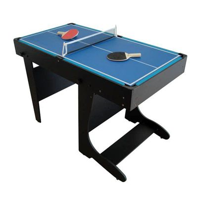 BCE 4ft 12 in 1 Folding Multi Games Table Table Tennis