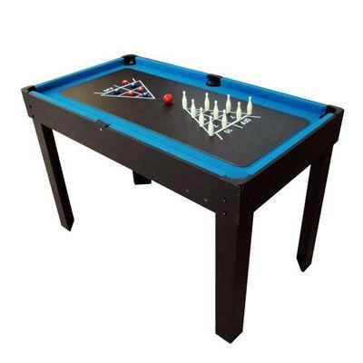 BCE 4ft 12 in 1 Multi Games Table Shuffle Board