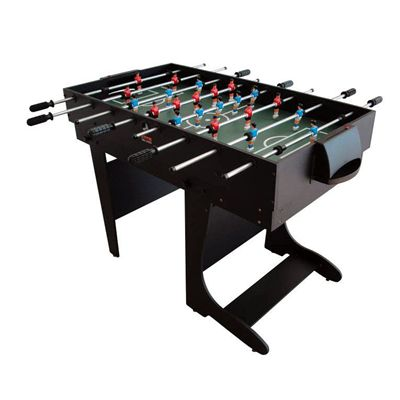 BCE 4ft 21 in 1 Folding Multi Games Table Football