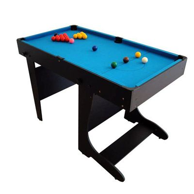 BCE 4ft 21 in 1 Folding Multi Games Table Pool Snooker