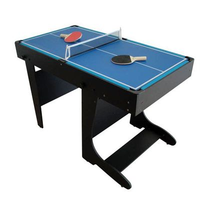 BCE 4ft 21 in 1 Folding Multi Games Table Tennis Table