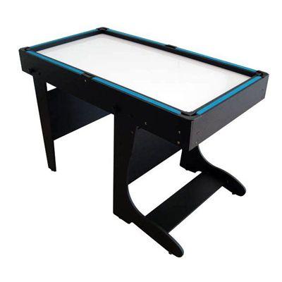BCE 4ft 21 in 1 Folding Multi Games Table White Board