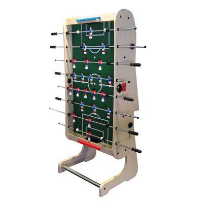 Riley 4ft 6 Olympic Folding Football Table - Folded