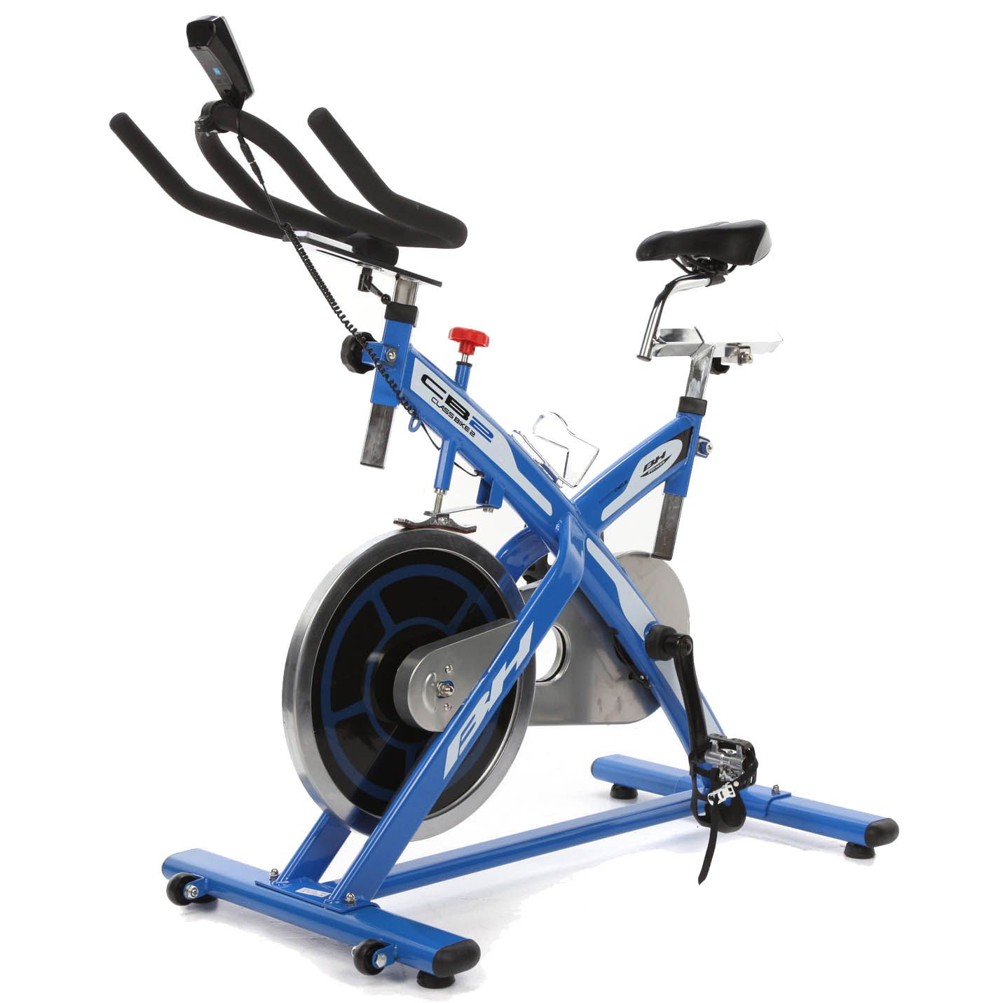 Bh Fitness Class Bike 2 Indoor Cycle Sweatband Com