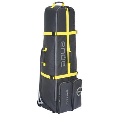Big Max Aqua EZ Roller Travel Cover-Black and Yellow