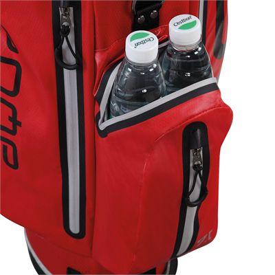Big Max Aqua Ocean Golf Stand Bag - Red - Zoom1