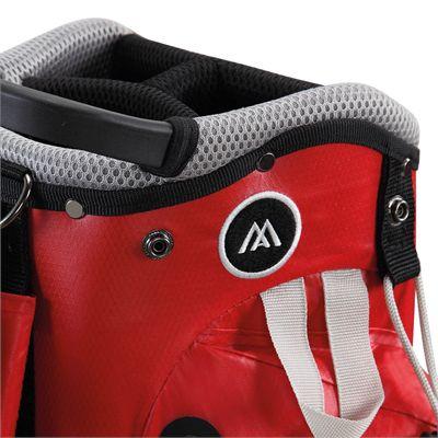 Big Max Aqua Ocean Golf Stand Bag - Red - Zoom2