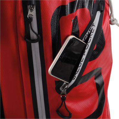 Big Max Aqua Ocean Golf Stand Bag - Red - Zoom3