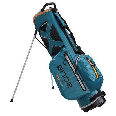 Big Max Aqua Ocean Golf Stand Bag - Turq - Side