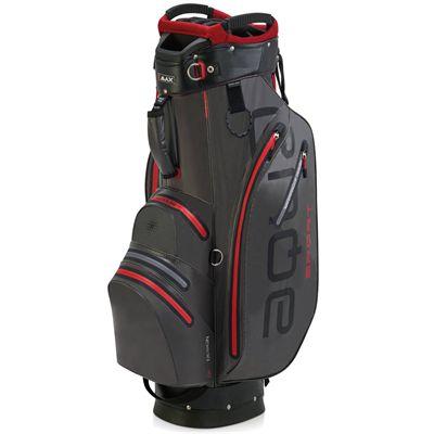 Big Max Aqua Sport 2 Golf Cart Bag - GreyRed