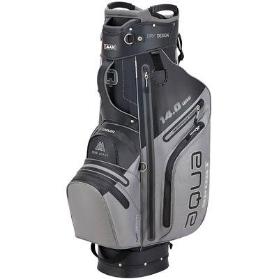 Big Max Aqua Sport 3 Golf Cart Bag - BlackGrey