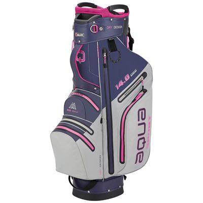 Big Max Aqua Sport 3 Golf Cart Bag - SteelBlue