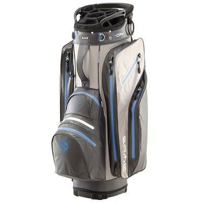 Big Max Aqua Tour Cart Bag - Black/Grey