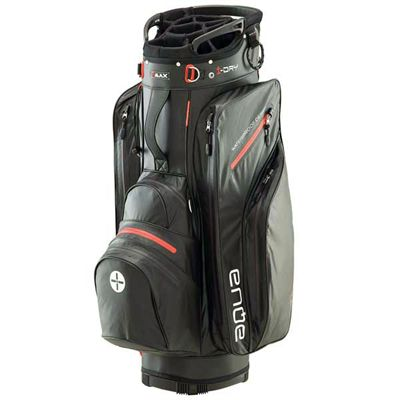 Big Max Aqua Tour Cart Bag - Black/Red
