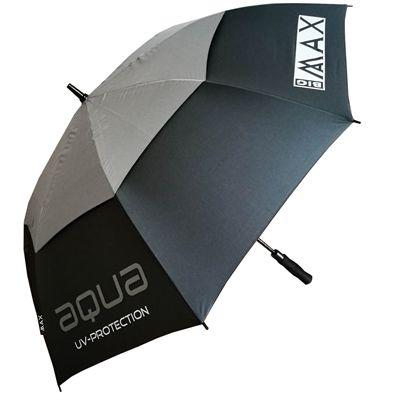 Big Max Aqua UV Golf Umbrella - Black