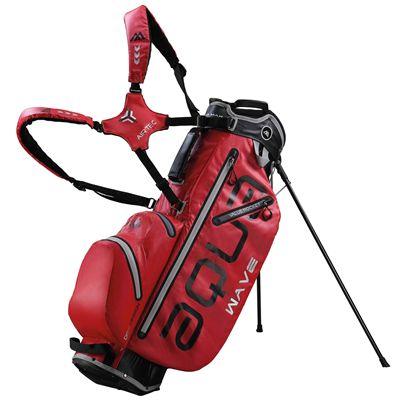 Big Max Aqua Wave Golf Stand Bag - Red