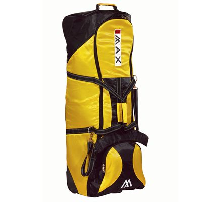 Big Max Atlantis Travel Cover Yellow