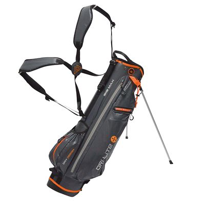 Big Max Dri Lite 7 inch Lightweight Stand Bag - Grey